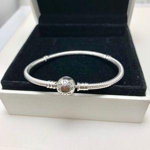 Authentic pandora bracelet size 7